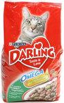 Darling 2 кг./Дарлинг сухой корм для кошек кролик и овощи