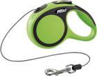Flexi Comfort/Поводок-рулетка  (до 8 кг) 3 м  зеленая