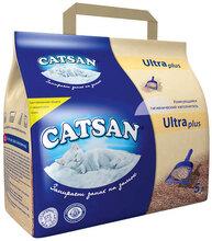 Catsan Ultra 5 л./Катсан Ультра наполнитель для кошек Комкующийся