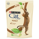 Cat Chow Adult 400 гр./Кет Чау сухой корм для кошек с уткой