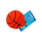 Уют/Игрушка для собак мяч баскетбольный 7 см. винил/ИШ47/