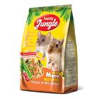 Happy Jungle Корм для мышей и песчанок 400 г J116
