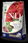 Farmina N&D Dog Quinoa Digestion Lamb 800 гр./Фармина сухой корм для собак Ягненок, киноа, фенхель, мята и артишок. Поддержка пищеварения