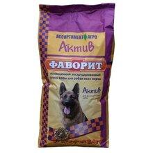 Фаворит Актив 13 кг./Сухой корм для взрослых собак всех пород с очень высокой активностью