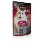 Leonardo Finest Selection Pure Beef 85 гр./Леонардо Паучи для кошек на основе говядины