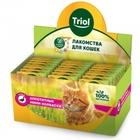Triol/ Мини-колбаски из утки для кошек 1шт.(уп 60шт)/РТ002