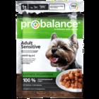 ProBalance 100 гр./Полнорационный сбалансированный консервированный корм премиум класса для взрослых собак с чувствительным пищеварением всех пород