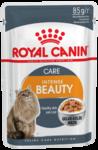 Royal Canin Intense Beauty 85 гр./Роял канин консервы в фольге для поддержания красоты шерсти кошек в желе