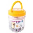 Dezzi 5634200//Деззи лакомство для собак сосиски из говядины 35 шт