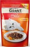 Gourmet Mon Petit 50 гр./Гурме Мон Петит консервы для кошек говядина кусочки в подливе