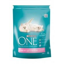 One Junior 200 гр./Ван Сухой корм для котят курица и цельные злаки