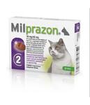 Милпразон для кошек более 2 кг. антигельминтный препарат широкого спектра
