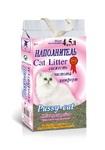 Pussy Cat 4,5 л./Пуси-Кет наполнитель комкующийся розовый для кошек