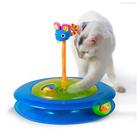 """Petstages/ Игрушка для кошек """"Трек с мячиком""""/367YEX"""