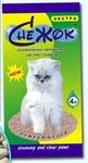 Снежок-экстра 4,5 л./Наполнитель для кошек комкующийся