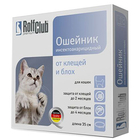 Rolf Club//Рольф Клуб ошейник от блох и клещей для кошек 35 см