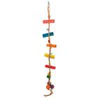 "TRIOL Игрушка для птиц ""Лестница- тарзанка"", 620/650*75мм/52171046"