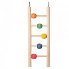 "TRIOL Игрушка для птиц ""Лестница с шариками"", 235*70мм/52171047"