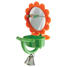 "TRIOL Игрушка для птиц - зеркало ""Кормушка"", 75*150мм/52181015"