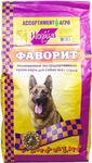Фаворит Норма 4 кг./Сухой корм для взрослых собак всех пород