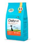 Dailycat Adult Hairball Turkey and Rice 1,5 кг./Сухой для взрослых кошек для вывода шерсти из желудка с индейкой и рисом
