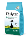 Dailycat Adult Steri Lite Chicken & Rice 1,5 кг./Сухой для взрослых кастрированных и стерилизованных кошек с курицей и рисом