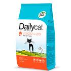 DailyCat Adult Turkey & Rice 1,5 кг./Сухой корм для взрослых кошек с индейкой и рисом