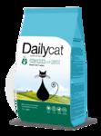 Dailycat Senior Chicken and Rice  400 гр./Сухой корм для пожилых кошек с Курица и рисом