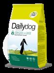 Dailydog PUPPY SMALL BREED Chicken & Rice 1,5 кг./Сухой корм супер премиум класса для щенков мелких пород. Рекомендован для щенков с момента прикорма и до достижения возраста 1 год.
