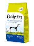 Dailydog Adult Small Breed Fish and Potatoes 1,5 кг./Сухой корм для взрослых собак мелких и миниатюрных пород с рыбой и картофелем