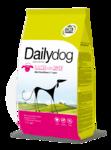 DailyDog ADULT SMALL BREED Lamb and Rice 1,5 кг./Сухой корм супер премиум класса для собак мелких пород. Рекомендован для собак мелких пород с 1 года до 7 лет жизни.