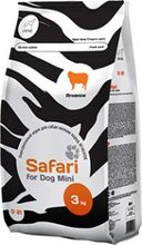 Safari for dog mini LAMB//Сафари сухой корм для собак мелких пород с ягненоком 3 кг
