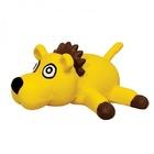 Triol/Игрушка  для собак Жёлтая собака 43х24х25см
