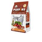 Puffins 400 гр./Пуффинс сухой корм для кошек Печень по-домашнему