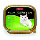 Animonda Vom Feinsten for castrated cats 100 гр./Анимонда консервы для кастрированных кошек с отборной индейкой