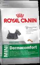 Royal Canin Mini Dermacomfort 2 кг./Роял канин сухой корм для собак мелких размеров с раздраженной и зудящей кожей