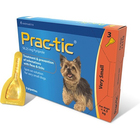 Prac-tic//Прак-тик капли для собак весом 2-4,5 кг