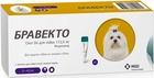 Бравекто Спот Он  112,5 мг./Капли для собак 2-4,5 кг. от клещей и блох