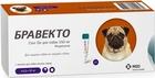 Бравекто Спот Он  250 мг./Капли для собак 4,5-10 кг. от клещей и блох