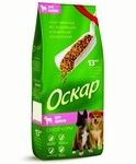 Оскар 13 кг./Сухой корм для щенков