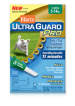 Hartz UltraGuard Pro Flea & Tick Drops Н10874//Хартс капли от блох, блошиных яиц и личинок, клещей, комаров для собак и щенков 1,8-7 кг