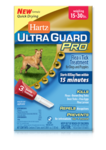 Hartz UltraGuard Pro Flea & Tick Drops Н10875//Хартс капли от блох, блошиных яиц и личинок, клещей, комаров для собак и щенков 7-13 кг