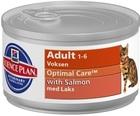 Hill's SP Feline Adult Chicken 82 гр./Хиллс консервы для кошек с лосось