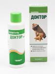 Доктор 100 мл./Гигиенический шампунь предназначен для гигиенического ухода за животными с проблемной кожей