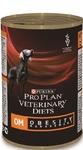 Pro Plan OM Obesity Management  400 гр./Проплан ВетДиета консервы для собак для снижения и поддержания веса