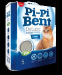 Pi-Pi-Bent  Deluxe Classic 5 кг./Наполнитель для кошек комкующийся