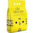 Цеосан 8 л. /Гигиенический наполнитель для гладкошерстных кошек