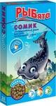 Рыбята Сомик 35 гр./Корм универсальный  для рыб, питающихся у дна
