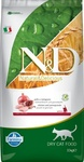 Farmina N&D Cat Chicken & Pomegranate Kitten 10 кг./Фармина Курица, гранат. Полнорационный беззерновой корм для котят, беременных и лактирующих кошек