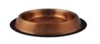 ANKUR 0,25 л миска медный цвет резиновое основание металл/65857/